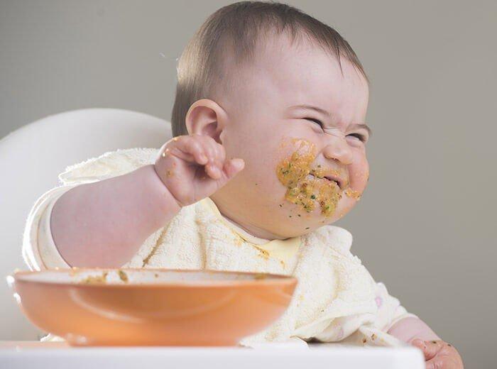 прикорм кукурузной кашей для грудничка