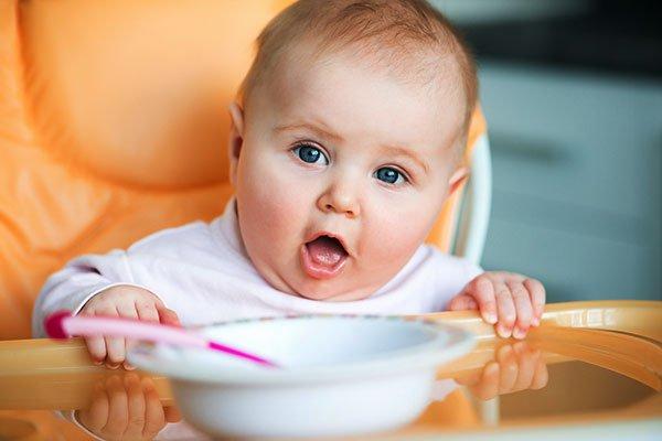 манка как прикорм малышу
