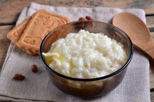 рисовая каша как прикорм младенцу