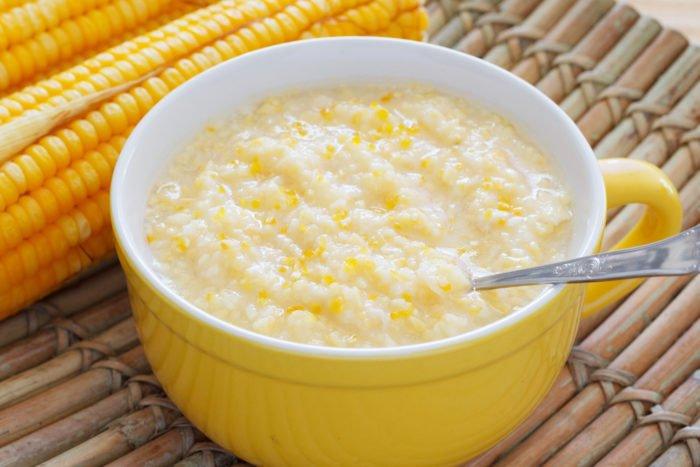 можно ли есть кукурузную кашу во время гв