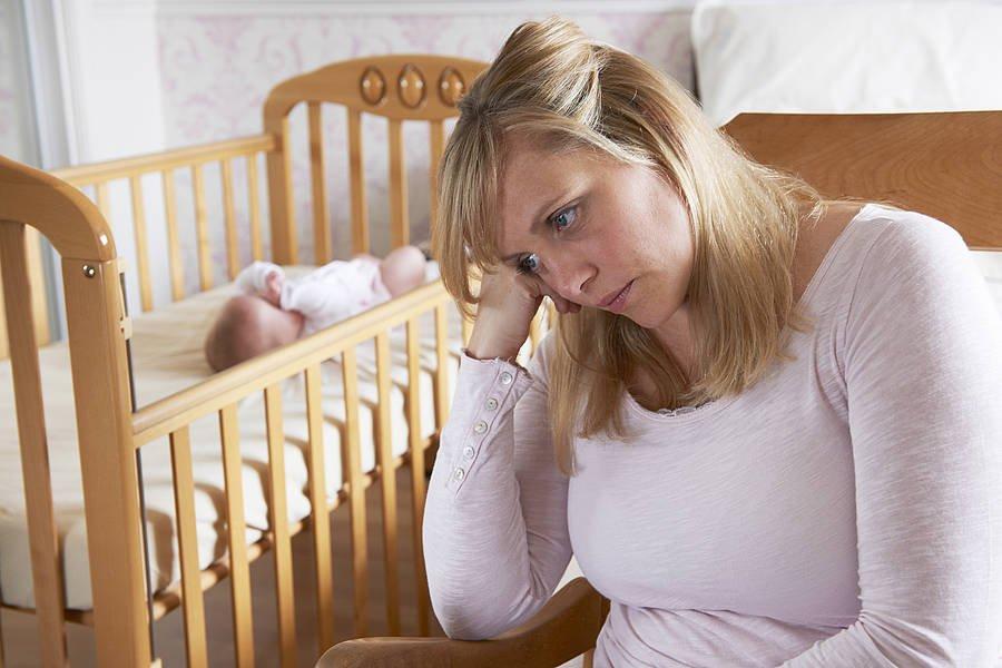 Причины послеродовой депрессии у мамы
