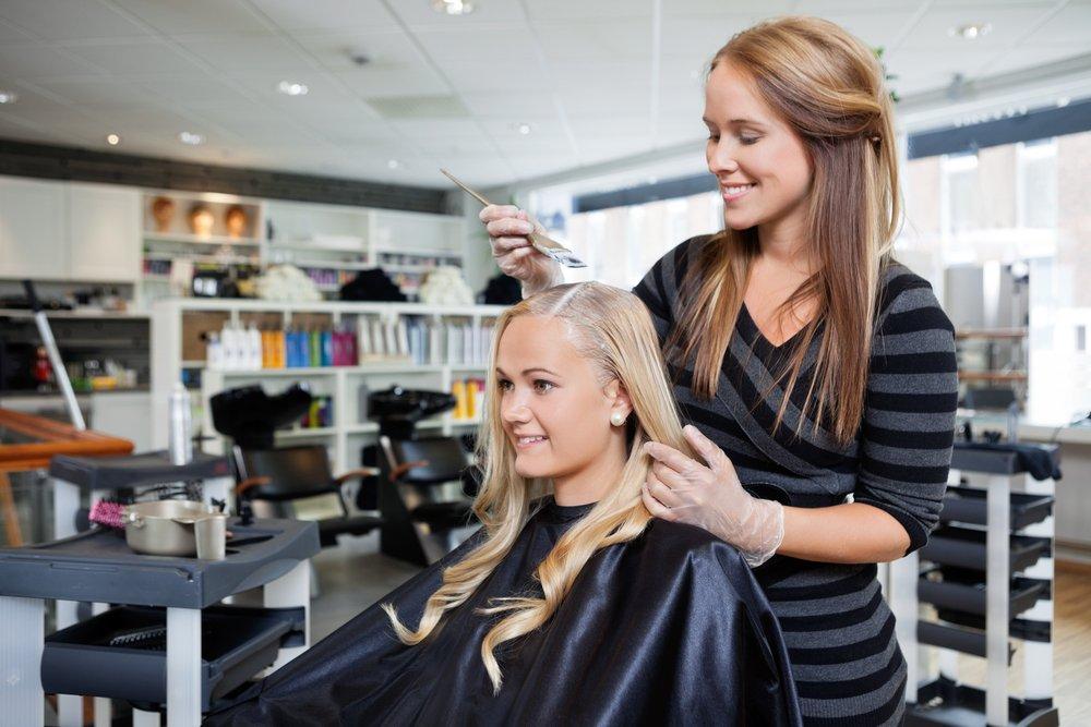 как безопасно красить волосы при гв