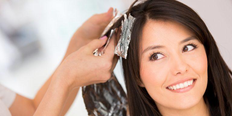 способы безопасного окрашивания волос в период лактации