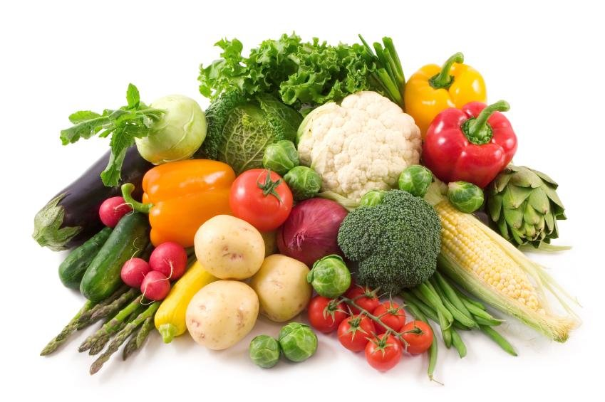 какие овощи можно при грудном вскармливании