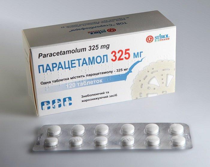 как употреблять парацетамол при гв
