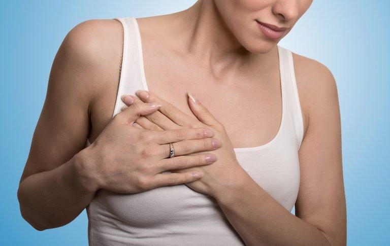 симптомы мастита у женщины