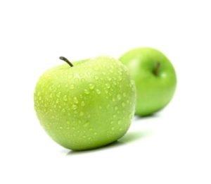 польза яблок для кормящей матери