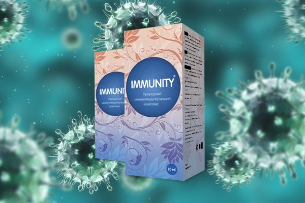 Инновация для крепкого иммунитета – капли Immunity