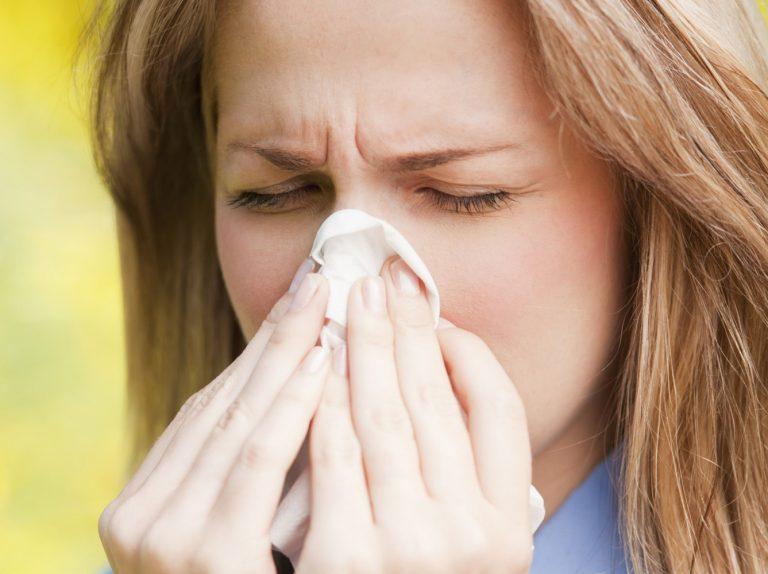 аллергия у кормящей мамы
