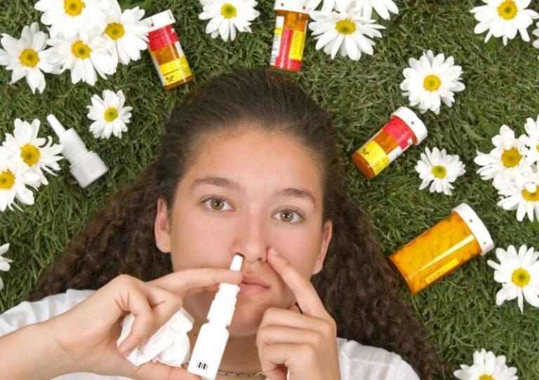 Лечение аллергии во время лактации