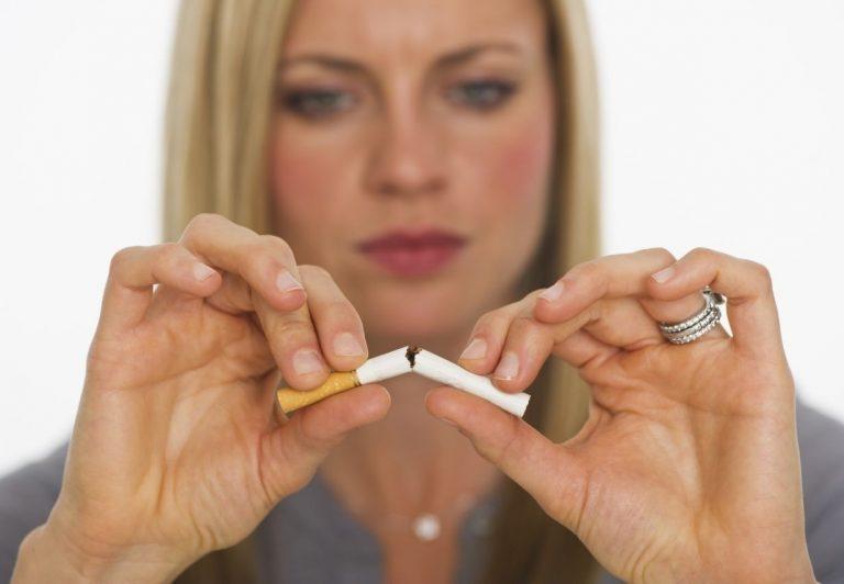 как бросить курить постепенно