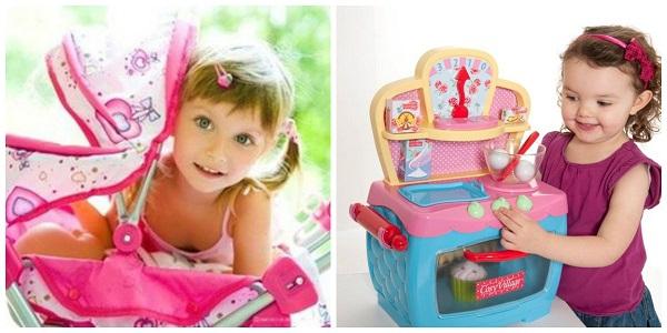 Как выбрать игрушки для девочек - популярные наборы для разных возрастов