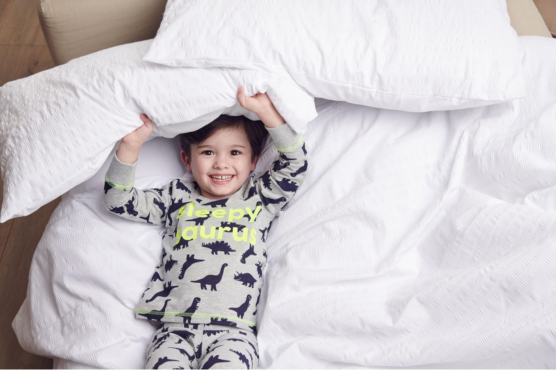 Как уложить малыша в постель